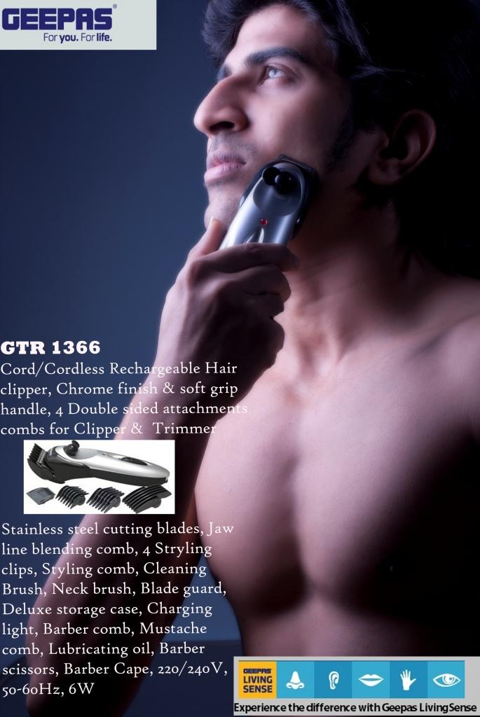 2 GTR1366 Trimmer Ad