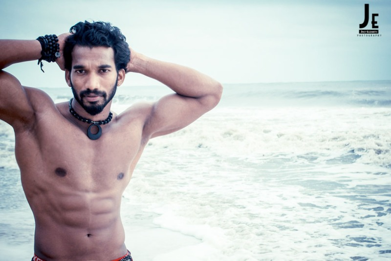 Kerala Guy Manish  Indian Male Models-2556
