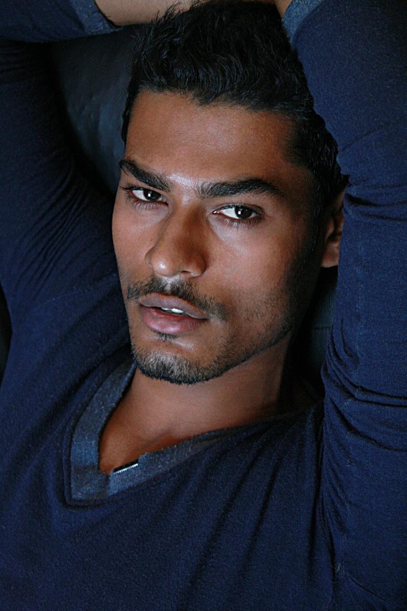 Nintin From Mumbai… The International Model!