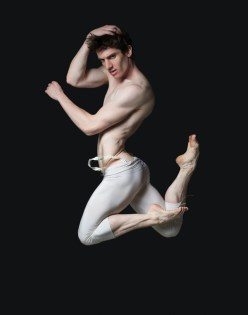 Australian dancer:model Joseph Simons by Brian Jamie1