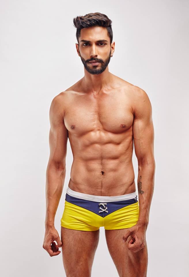 Prateek Jain  Mr World India  Indian Male Models-9374