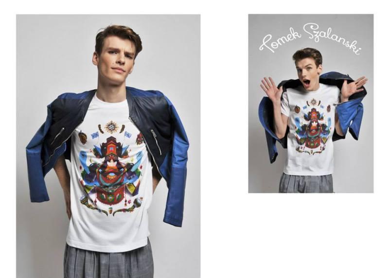 I LOVE models Tomek Slanski