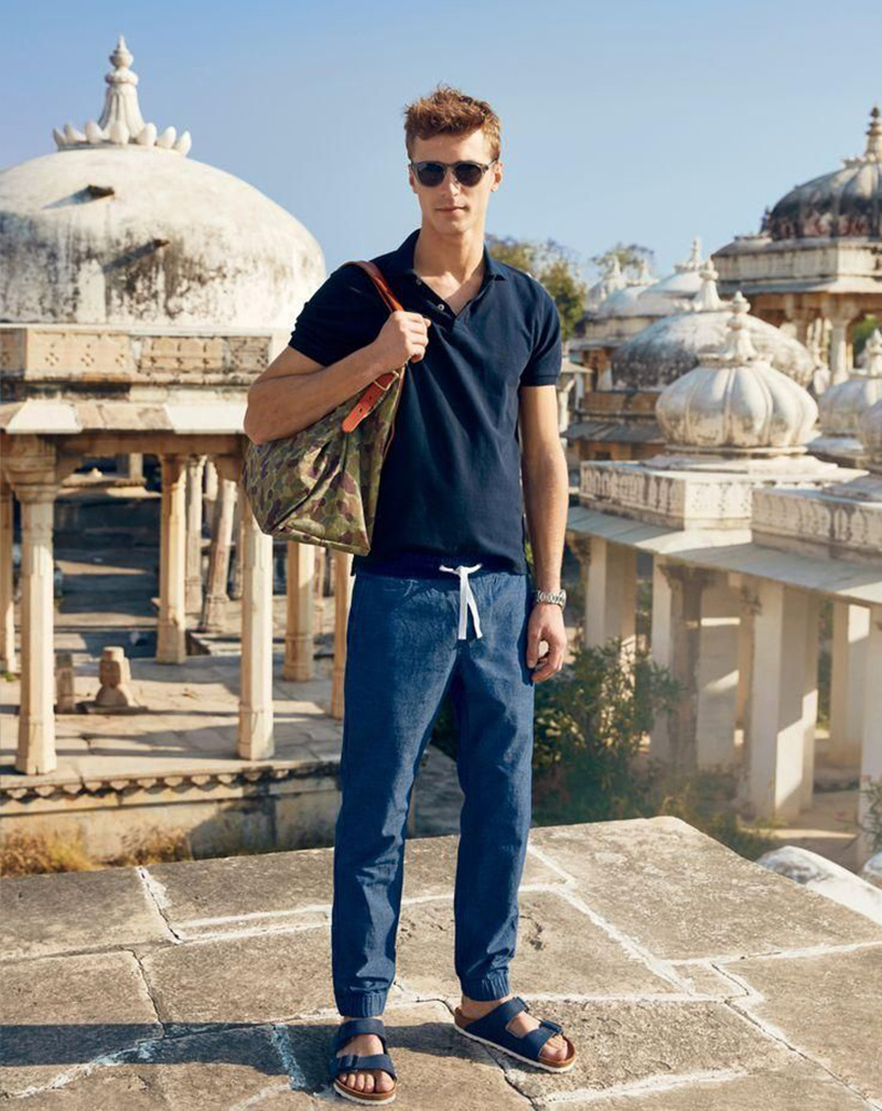 J Crew June Style Guide Indian Male Models