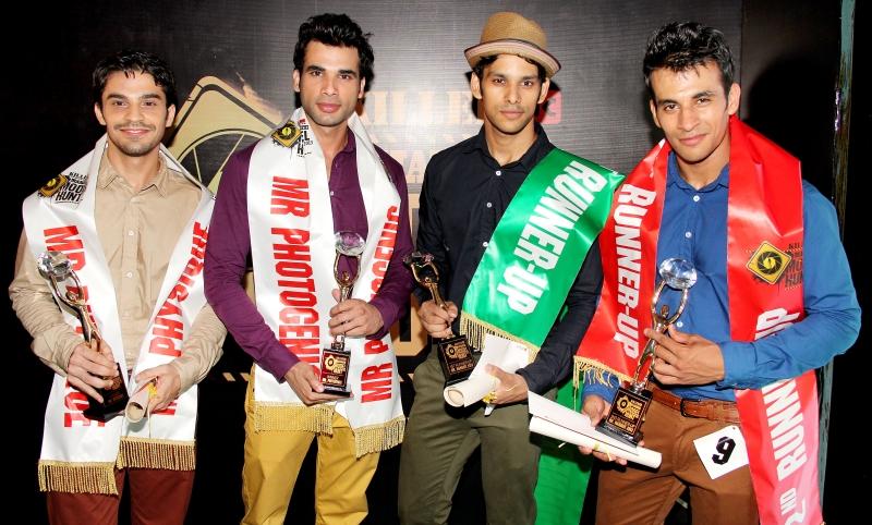 Sunil Malik, Arun Zurel, Zeeshan Ali and Tarun Malhotra