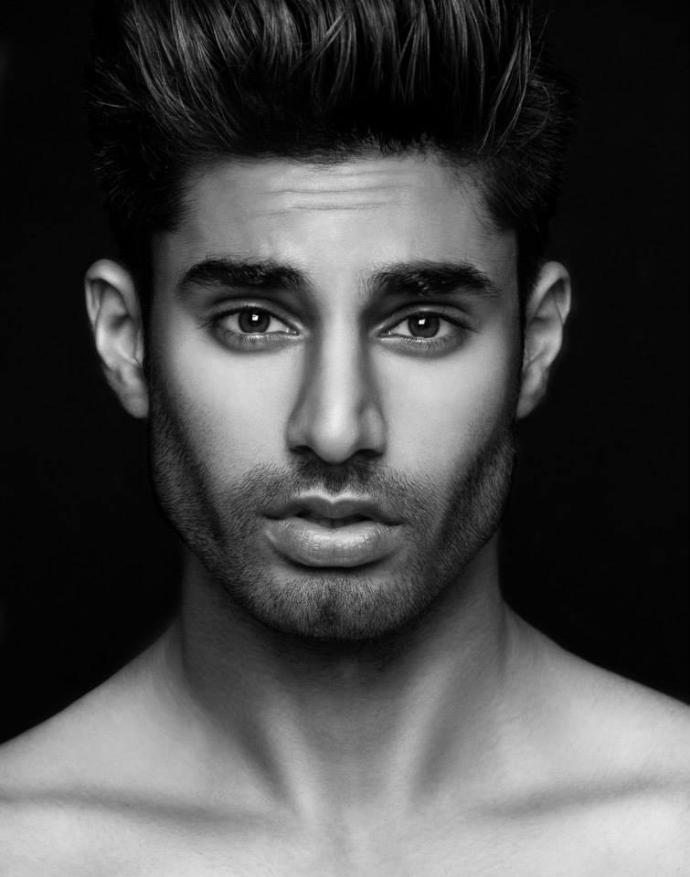 Ankur Jaswal  Indian American Male Model  Indian Male Models-3617