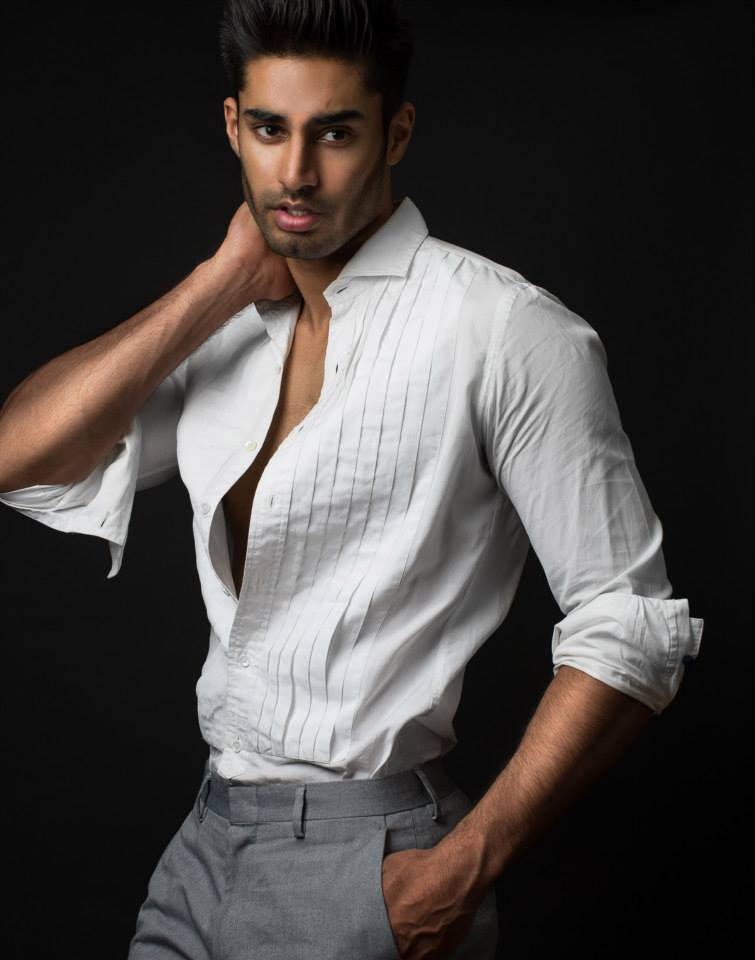 Ankur Jaswal  Indian American Male Model  Indian Male Models-8664