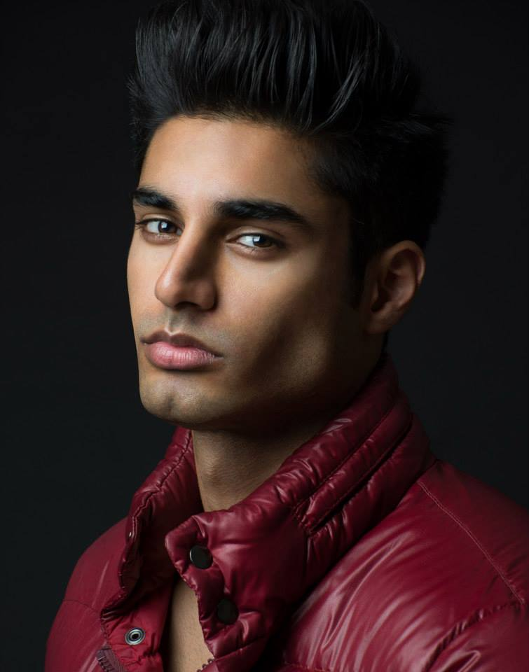 Ankur Jaswal – Indian American Male Model | INDIAN MALE MODELS