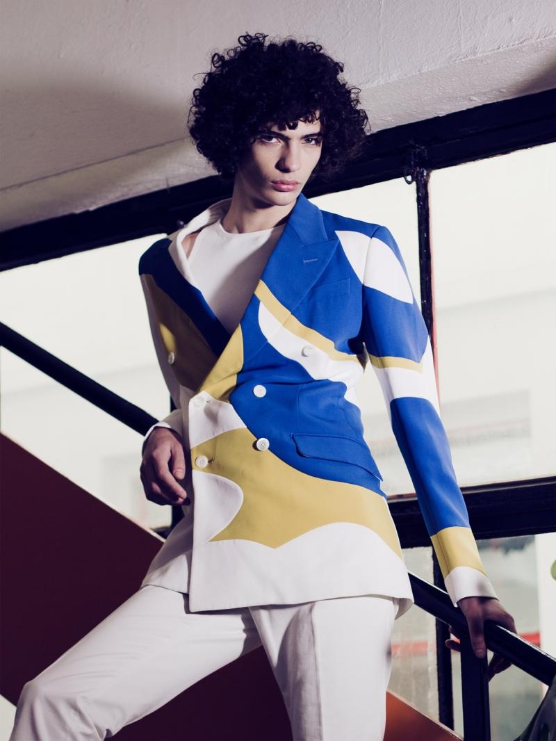 Elle Men Hong Kong #17 January 2015 Photographer: Syed Munawir Stylist: Andrea De Saint Andrieu