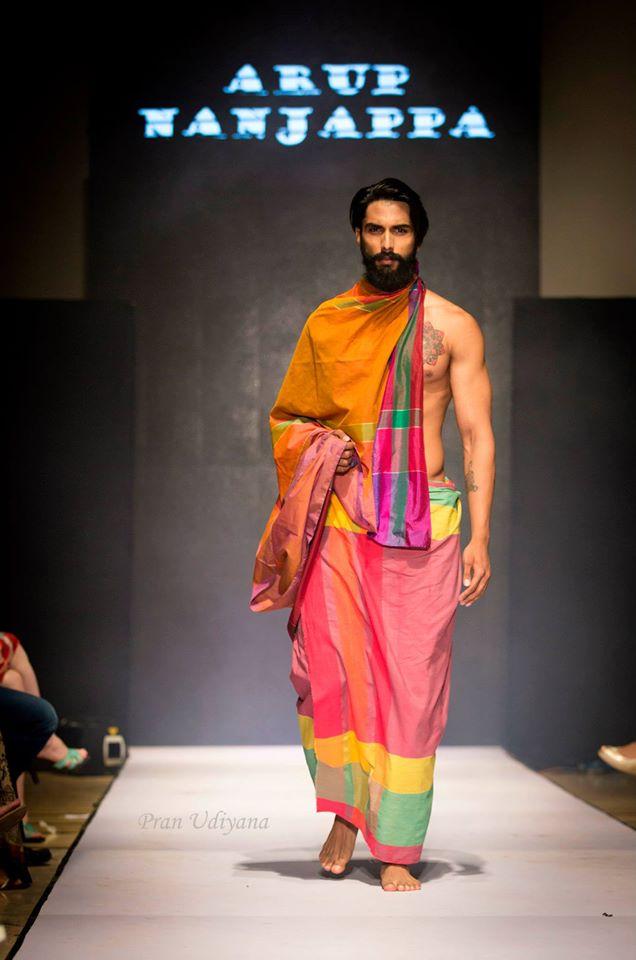 02_IMM_Indian_Male_Model_ Nanjappa_KFW_2015
