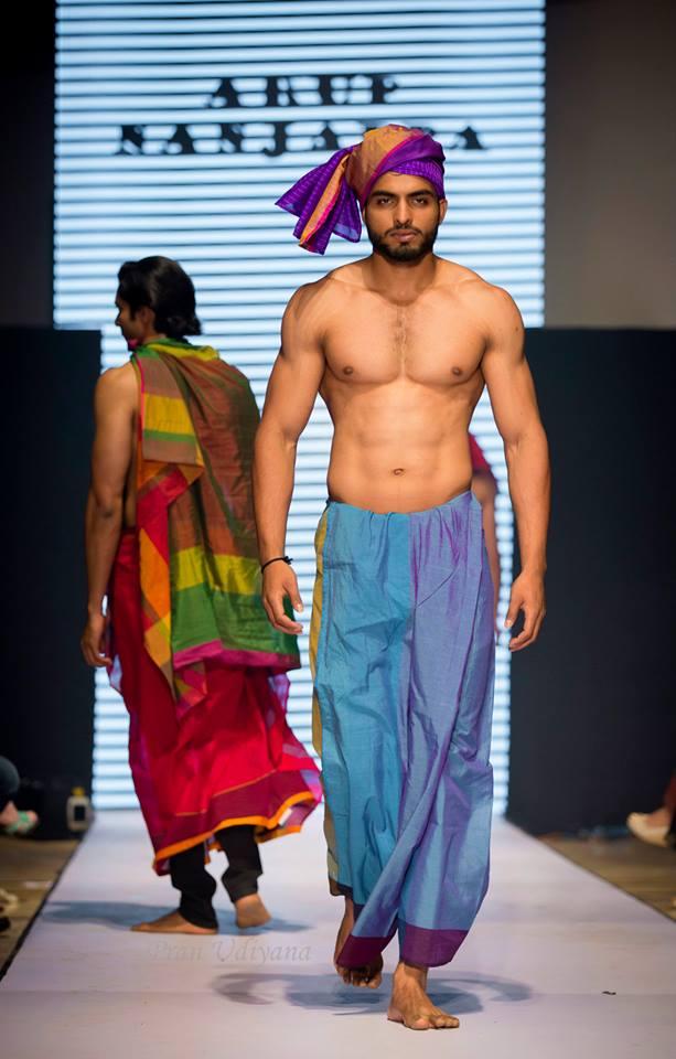 08_IMM_Indian_Male_Model_ Nanjappa_KFW_2015