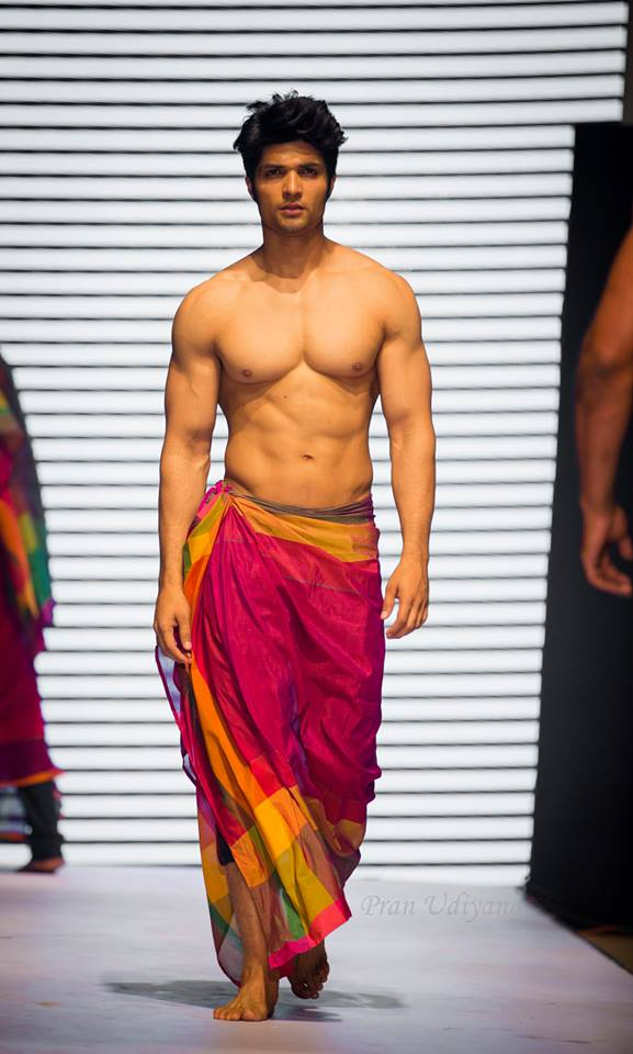 10_IMM_Indian_Male_Model_ Nanjappa_KFW_2015