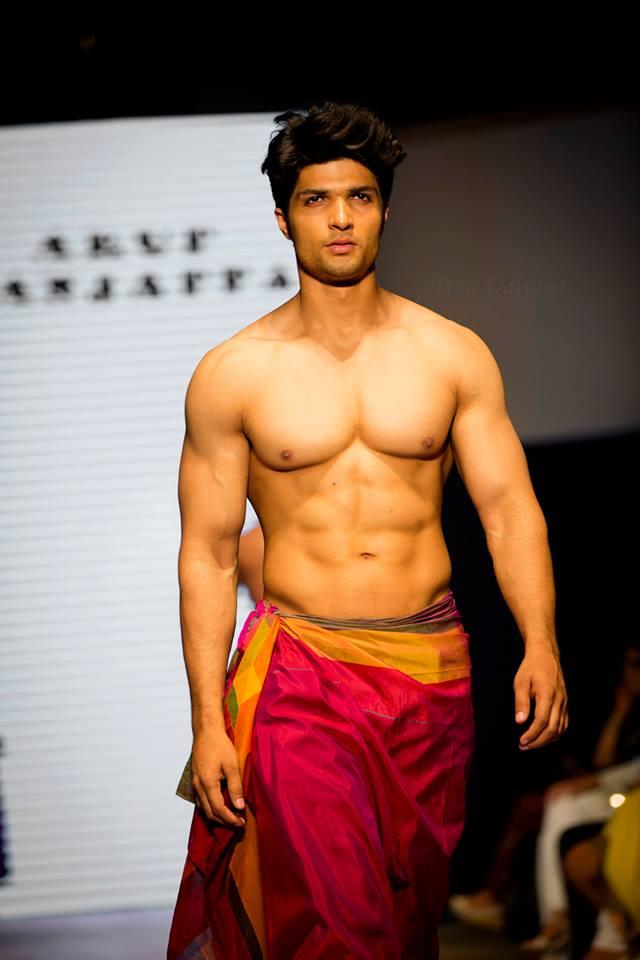 11_IMM_Indian_Male_Model_ Nanjappa_KFW_2015
