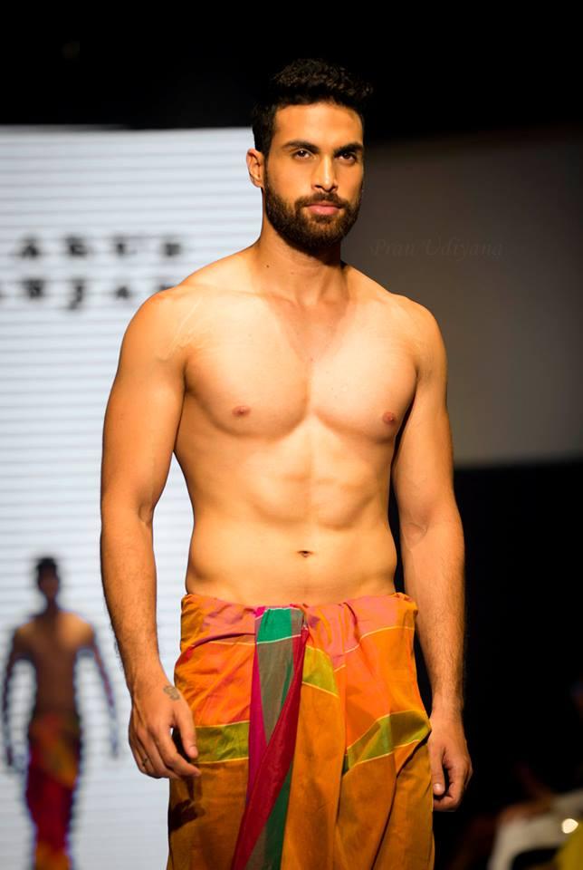 13_IMM_Indian_Male_Model_ Nanjappa_KFW_2015