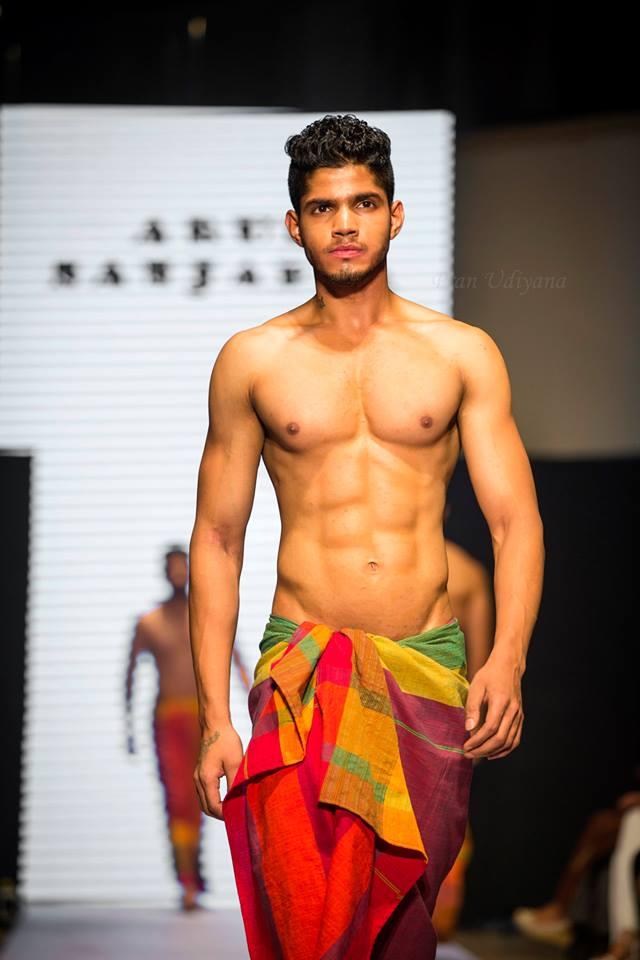 15_IMM_Indian_Male_Model_ Nanjappa_KFW_2015
