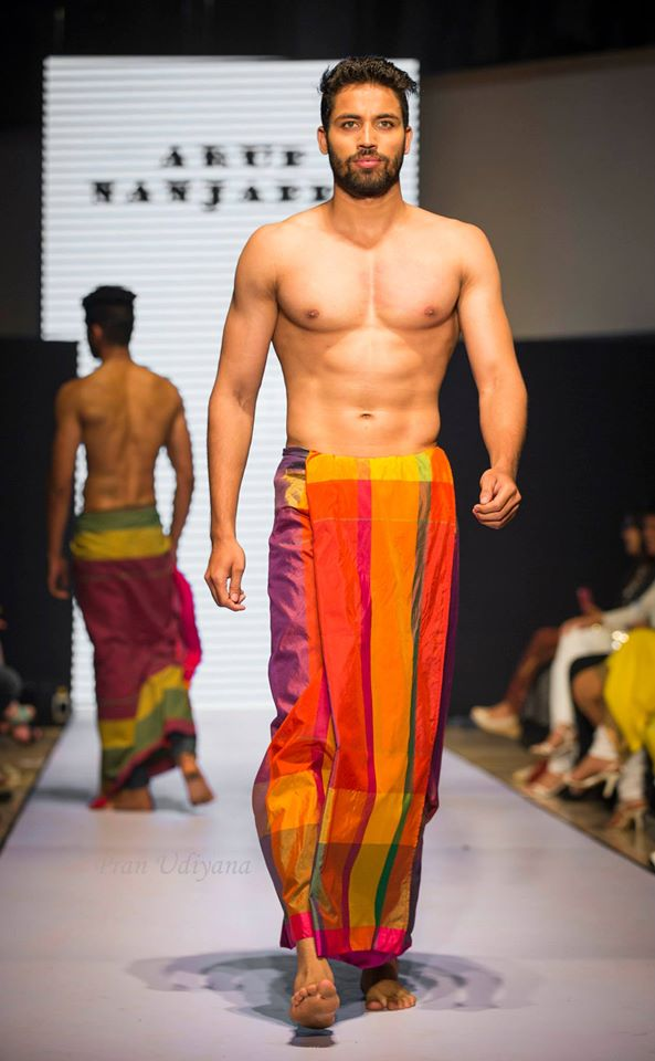 16_IMM_Indian_Male_Model_ Nanjappa_KFW_2015