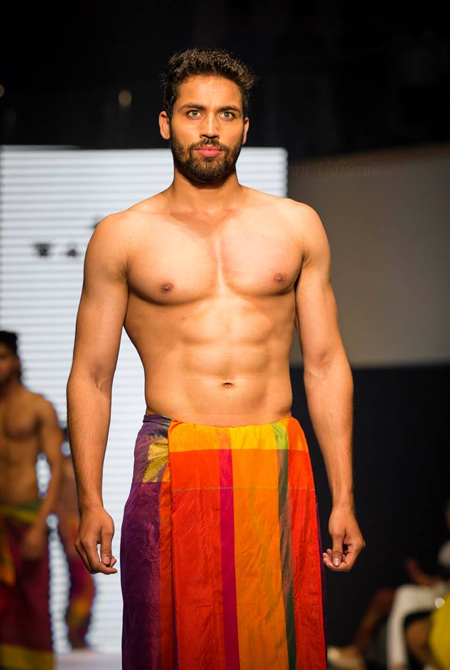 17_IMM_Indian_Male_Model_ Nanjappa_KFW_2015