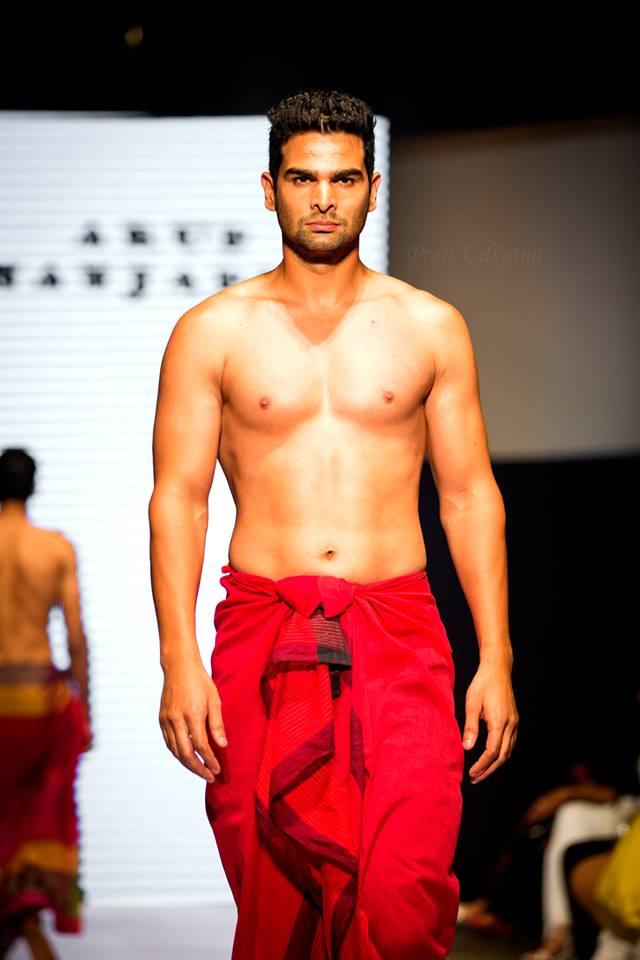 20_IMM_Indian_Male_Model_ Nanjappa_KFW_2015