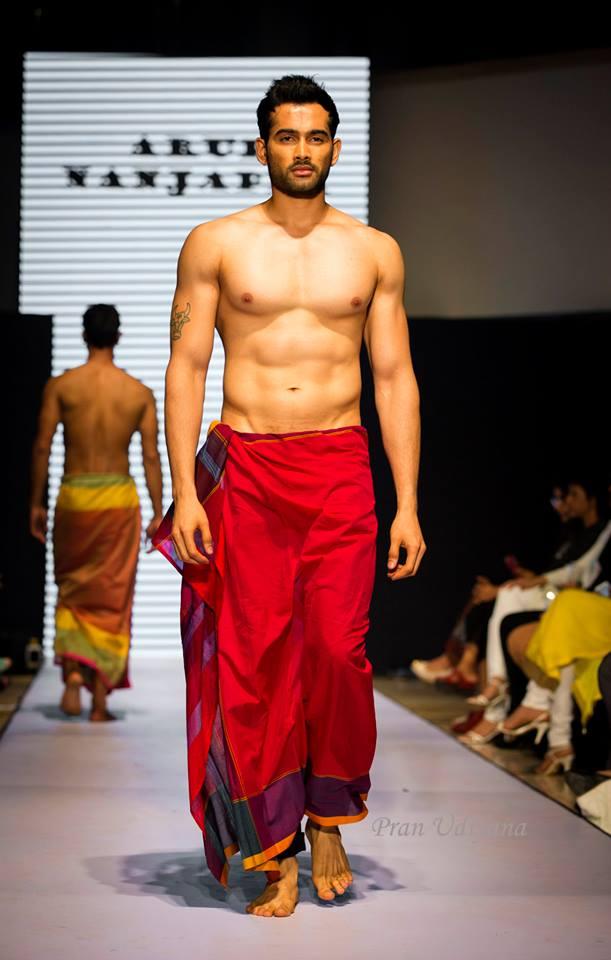 21_IMM_Indian_Male_Model_ Nanjappa_KFW_2015