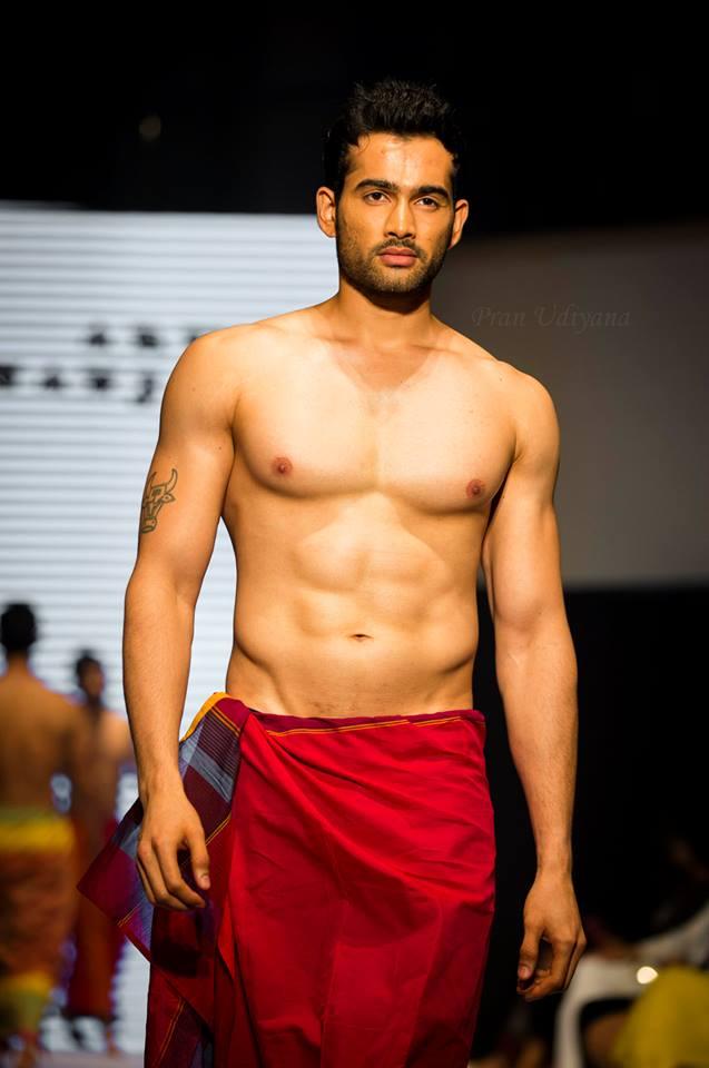 22_IMM_Indian_Male_Model_ Nanjappa_KFW_2015