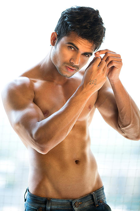 Indian Males By Prashant Samtani  Indian Male Models-4641