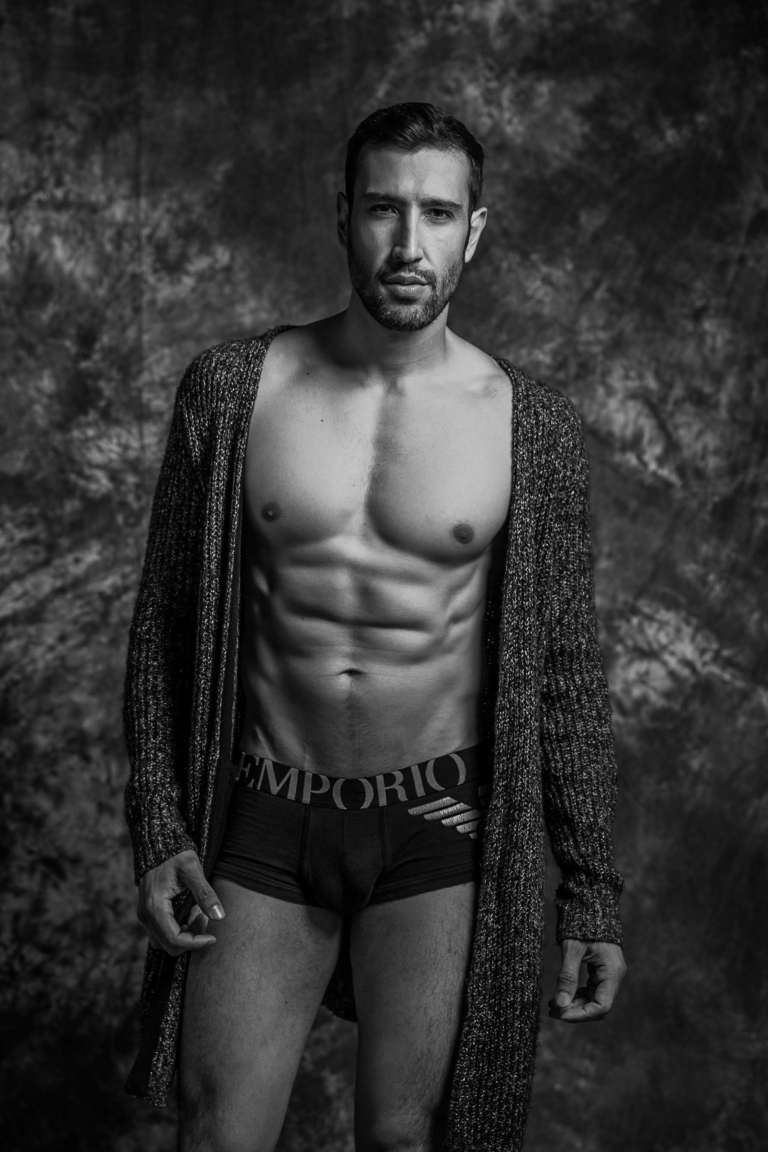 Hernan Sanchez by Mai and Juan for Fashionably Male