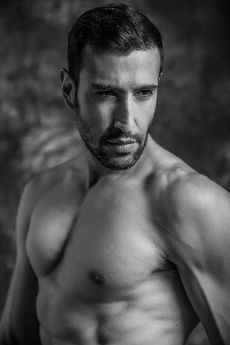 super male models in india