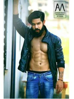 January 2016 indian male models for Diwan models india