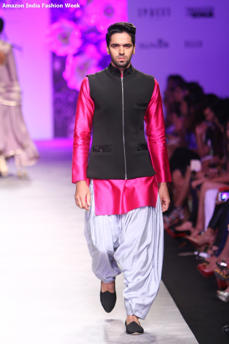 Amazon India Fashion Week Rinku Pahel