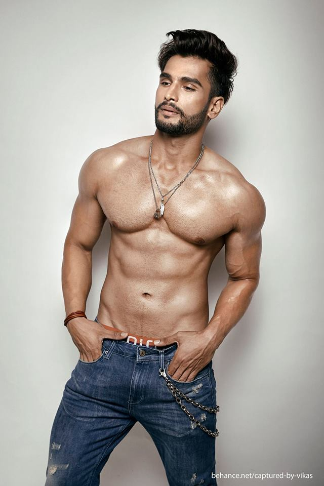 Rohit Khandelwal Mr World India 2016 Indian Male Models