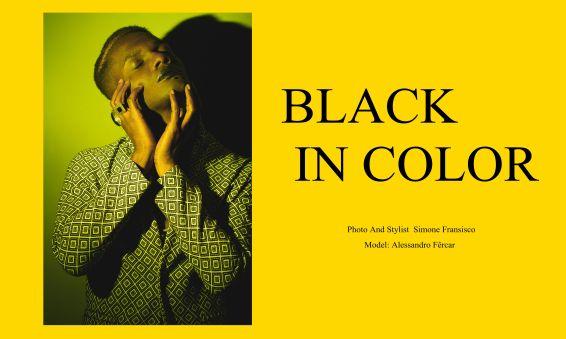 capa black in color